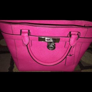 Hot Pink Michael Kors Purse